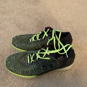 Under Armour Sneakers. Gently used.